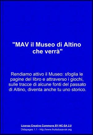 MAV, il museo che verrà